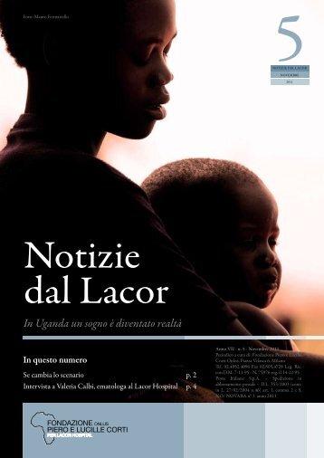 N. 5 Novembre - Fondazione Corti