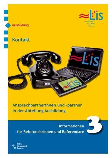 Die Abteilung Ausbildung - LIS - Bremen