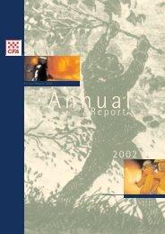 Download CFA Annual Report 2002 (PDF 2000k) - Country Fire ...