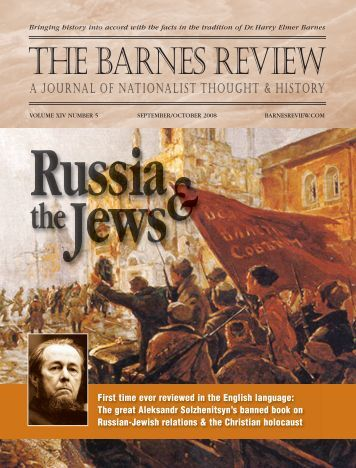 Russia and the Jews - Vho