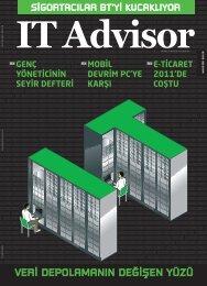 Mayıs 2011 - IT Advisor