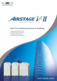 Large Capacity Multi VRF System DC Inverter Control Compressor ...