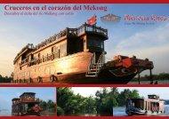 folleto - MekongEyes.com - Mekong Delta River Cruises