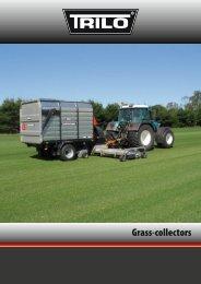 Grass-collectors - Trilo
