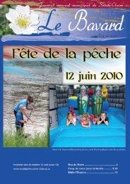 Juillet 2010 - Sainte-Claire