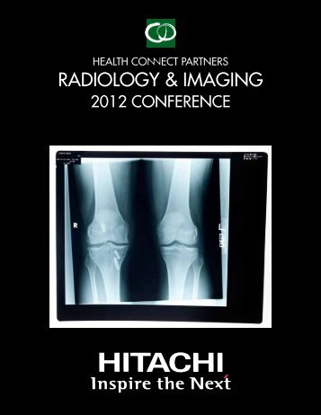 RADIOLOGY & IMAGING - Health Connect Partners