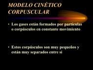 Modelo Cinético corpuscular
