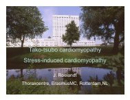 Tako-tsubo cardiomyopathy Stress-induced cardiomyopathy - Sha ...