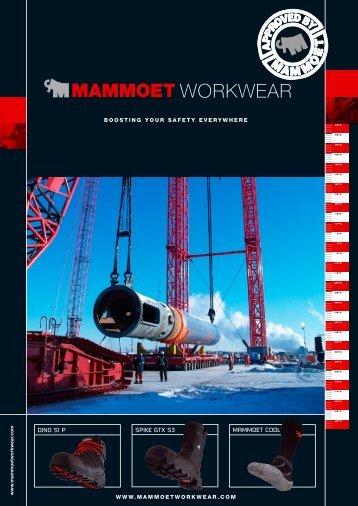Download - Mammoet Workwear > Mammoet Workwear