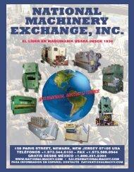 national machinery exchange, inc.