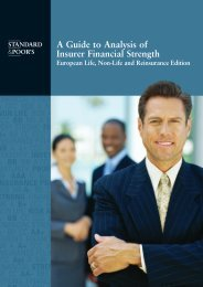 A Guide to Analysis of Insurer Financial Strength - Investing In ...