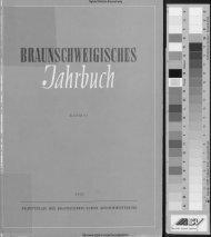 Braunschweigisches Jahrbuch 63.1982 - Digitale Bibliothek ...
