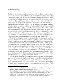 Einband, Titelseite, Impressum, Inhaltsverzeichnis, Vorbemerkung ... - Seite 5