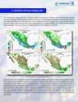 Agosto - Servicio Meteorológico Nacional. México. - Page 6