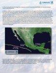 Agosto - Servicio Meteorológico Nacional. México. - Page 7