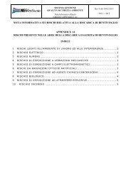 nota informativa sui rischi relativa alla discarica di ... - Herambiente