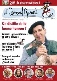 grosses filières et petits éleveurs page 4… - Le Canard Gascon