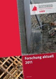 Forschung aktuell 2011 - Hochschule Karlsruhe – Technik und ...