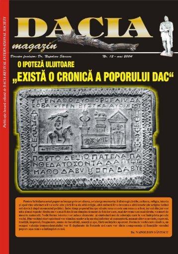 Dacã - Dacia.org