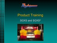 PRODUCT TRAINING - Ryko Car Wash Manufacturing Company