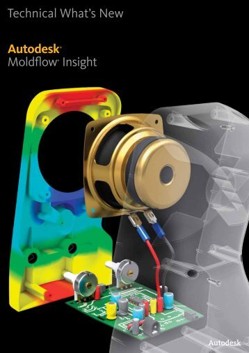 Moldflow Insight What's New - Man and Machine