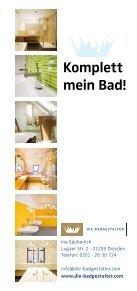 Veranstaltungsprogramm - Kulturhaus Loschwitz - Seite 6