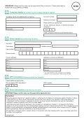 DVLA Mandate form D796 - Page 2