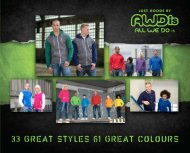 AWDis Just Hoods - Classroom-Clothing-Ltd