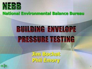 What is Building Envelope Testing? - NEBB