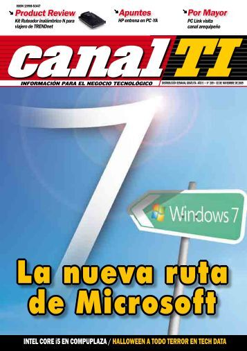 Product Review Por Mayor Apuntes - Canal TI