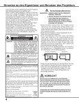 Bedienungsanleitung LC-WB42N - Eiki - Page 4