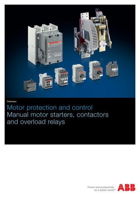Manual Motor Starter Disconnect Switch .63-1 Amp 120 230 460 Volt 1-3 phase