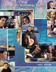2000 - Draper Laboratory