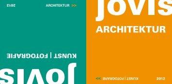 ARCHITEKTUR - JOVIS VERLAG Architektur Fotografie Berlin