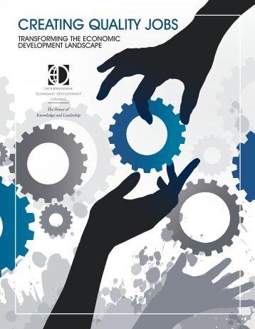 creating quality jobs - Missouri Department of Economic Development