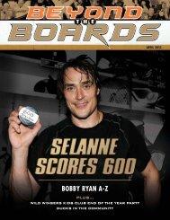 BOBBY RYAN A-Z - Anaheim Ducks