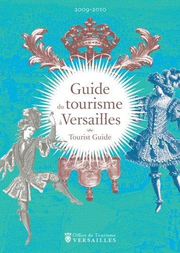 Guide du tourisme àVersailles - Office de tourisme de Versailles