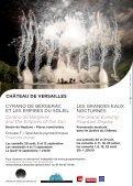 Guide du tourisme àVersailles - Office de tourisme de Versailles - Page 6