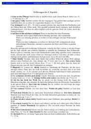 Erklärungen des 8. Kapitels