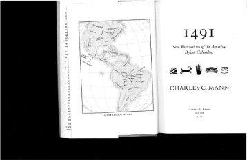 CHARLES C. MANN - Cary Academy