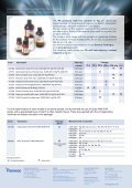 Low mercury content reagents for trace analysis For Cold Vapour ... - Page 2