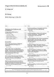 Plenarprotokoll der 80. Sitzung - Abgeordnetenhaus von Berlin