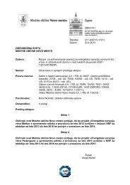 12.10 Razpis za sofinanciranje operacij za energetsko sanacijo ...