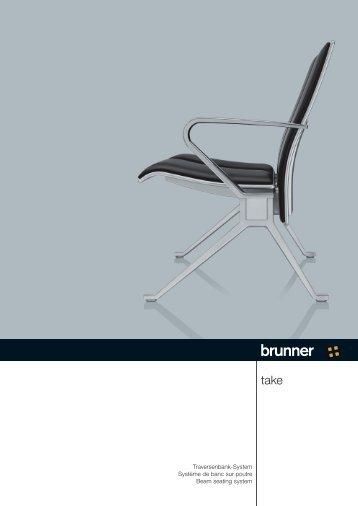 Traversenbank-System Système de banc sur ... - Brunner Group