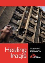 Healing Iraqis - Médecins Sans Frontières