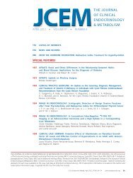 Receptor - The Journal of Clinical Endocrinology & Metabolism