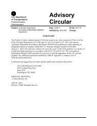 FAA – Advisory Circular 90-114 - ADS-B for General Aviation