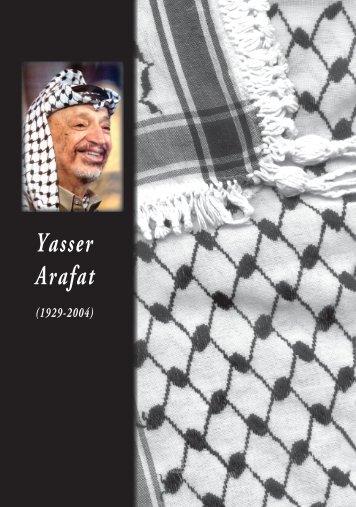 Yasser Arafat - PASSIA
