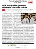 Lean management generates substantial pharmacy savings - Omnicell - Page 2