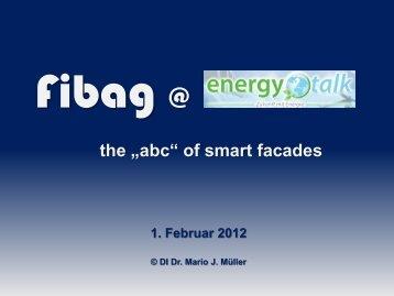 DI Dr. Mario J. Müller - energytalk